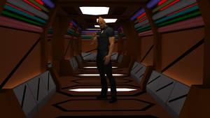 WIP K'Tinga Corridor 02 by ashleytinger