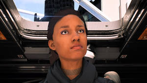 Kharella Ryder - Mass Effect Andromeda Custom PS4