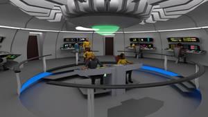 WIP Motion Picture/Phase II Refit Bridge