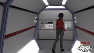 Deck 6 Midships Corridor Test 01
