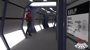 Deck 6 Midships Corridor Test 02