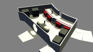 Destroyer Engineering Build 01 by ashleytinger