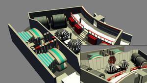 Destroyer Engineering Build 05 by ashleytinger