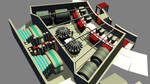Destroyer Engineering Build 07