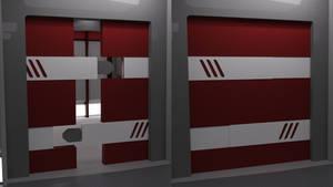 Destroyer Engineering Pressure Door