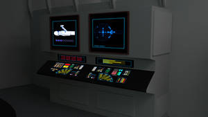 Destroyer Engineering PF and PR Console