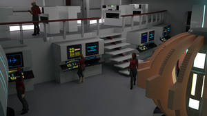 Destroyer Engineering - View From the Bulkheads