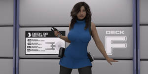 Ashley Starfleet Genesis 3 Female Test
