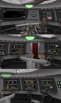 JamesJAB The Motion Picture Bridge kitbash