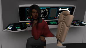 Challenger Crew Profile - Lt. Arcelyn Soras by ashleytinger