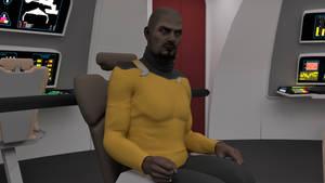 Challenger Crew Profile - Captain Amare Stone by ashleytinger