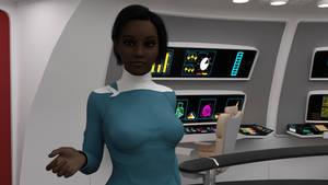 Challenger Character Profiles - Doctor Selak by ashleytinger