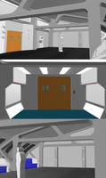 24th Century Forward Lounge WIP