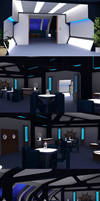 24th Century Forward Lounge - The Forecastle by ashleytinger