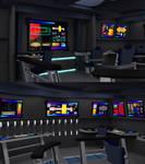 Babylon 5 - Omega Class Bridge 02