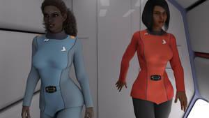 Phase II uniform test 02 by ashleytinger