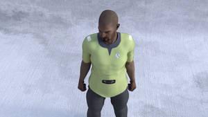 Phase II Male Uniform WIP by ashleytinger