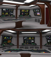 23rd Century CIC-Mission Ops by ashleytinger
