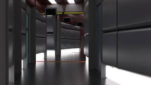 Throwback Corridor - At the Disco