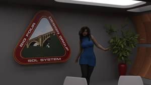 Big Four Design Group - Sol System - Office