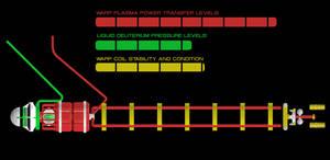Bridge of the Week Port Display - Warp Nacelle