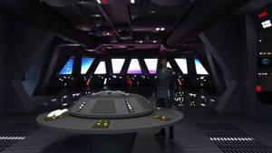 Star Destroyer Bridge conversion render test