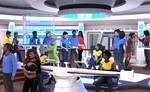 Parallel Lives Enterprise Bridge - Crisis Staff