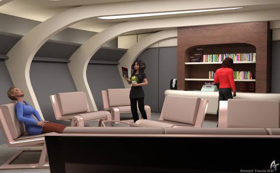 USS Aries Coffee Lounge