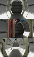 Challenger Corridor WIP 05