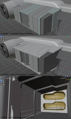 CP180 Heavy Courier WIP 09