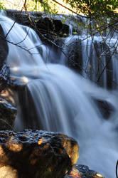Nearby Waterfall by rhyman77