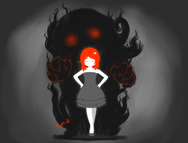 Paramore: Monster by dwainio on DeviantArt