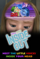 Inside Out - not official poster by JubaAj