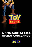 Toy Story 4 fan-poster Brasil by JubaAj