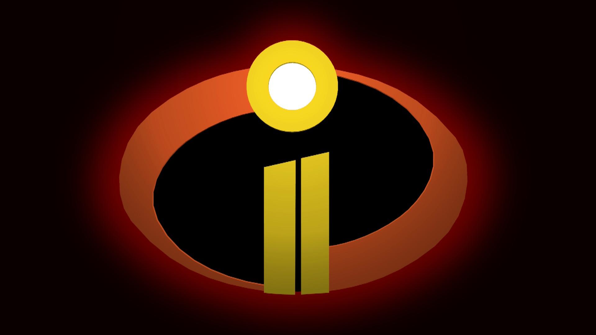 The Incredibles II - 3D-Logo by JubaAj on DeviantArt