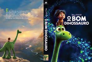 O Bom Dinossauro - Capa Dvd 2 by JubaAj