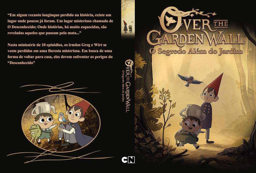 dvd-capa-Over The Garden Wall br by JubaAj on DeviantArt
