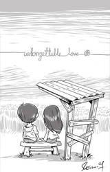 Unforgettable Love by neversummer
