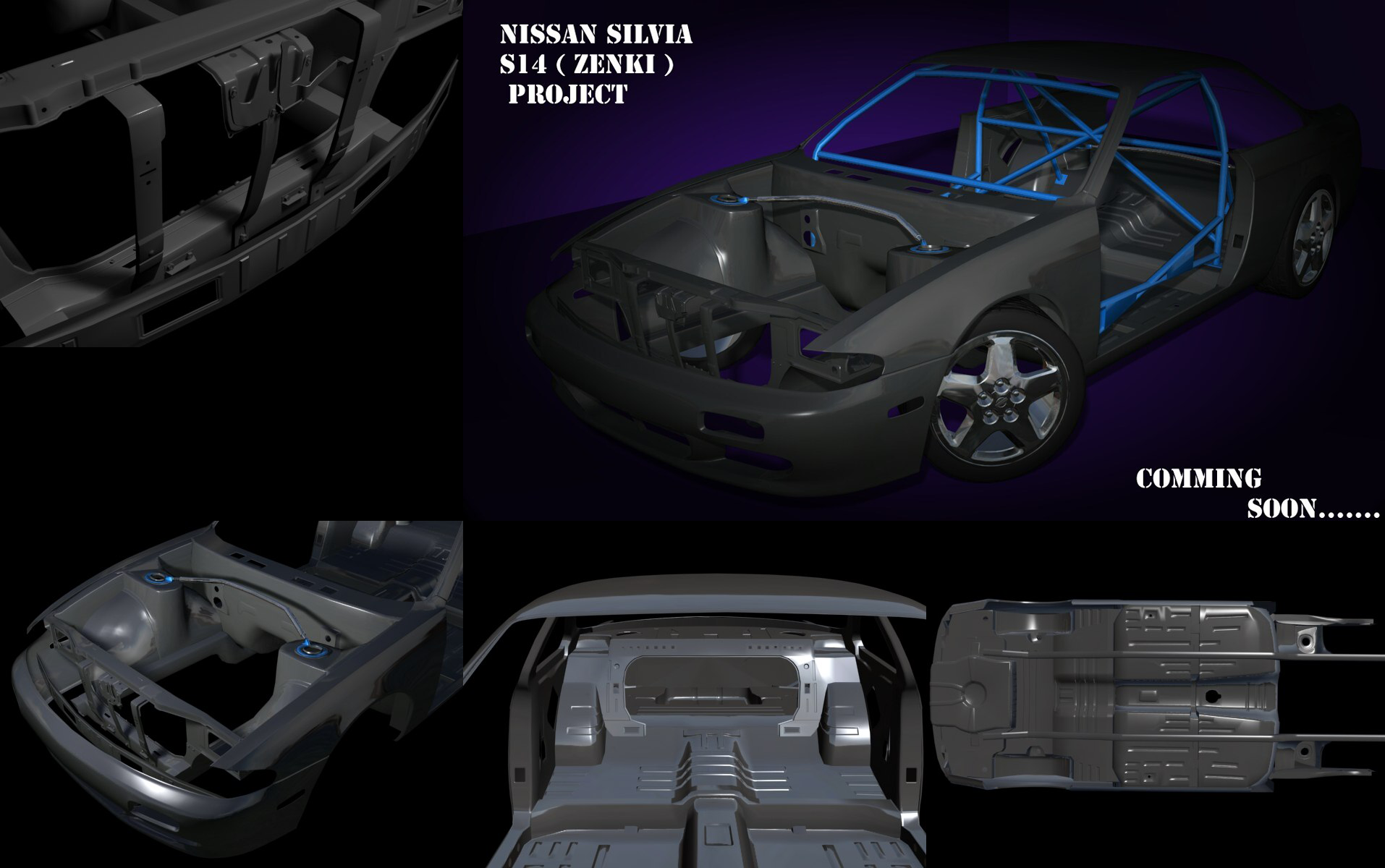Old Wip S14 for slrr by AnatoliiPonomarev on DeviantArt
