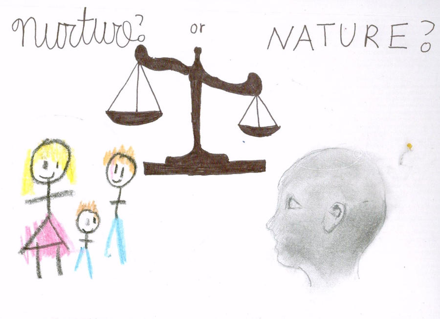 Nature vs nurture science mag graphic by fujoshianimechick on deviantart - Nurture images download ...