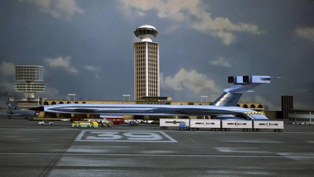 Fireflash at Heathrow