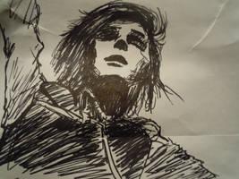 Gerard Way by pathiggins18
