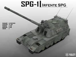 SPG-1 Irfente by Zaslon