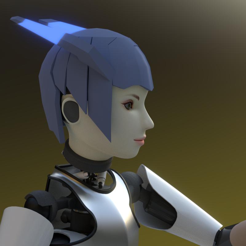 Humanoid by Zaslon