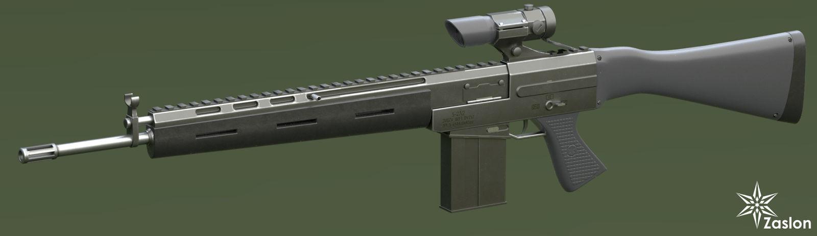 original assault rifle
