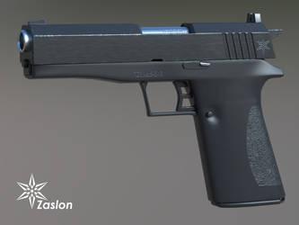 Original Handgun by Zaslon