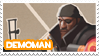 TF2 Demoman Stamp by MrEchoAngel