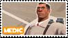 TF2 Medic Stamp by MrEchoAngel