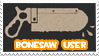 TF2 Medic Bonesaw Stamp by MrEchoAngel