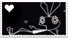 Vib Ribbon Stamp by MrEchoAngel